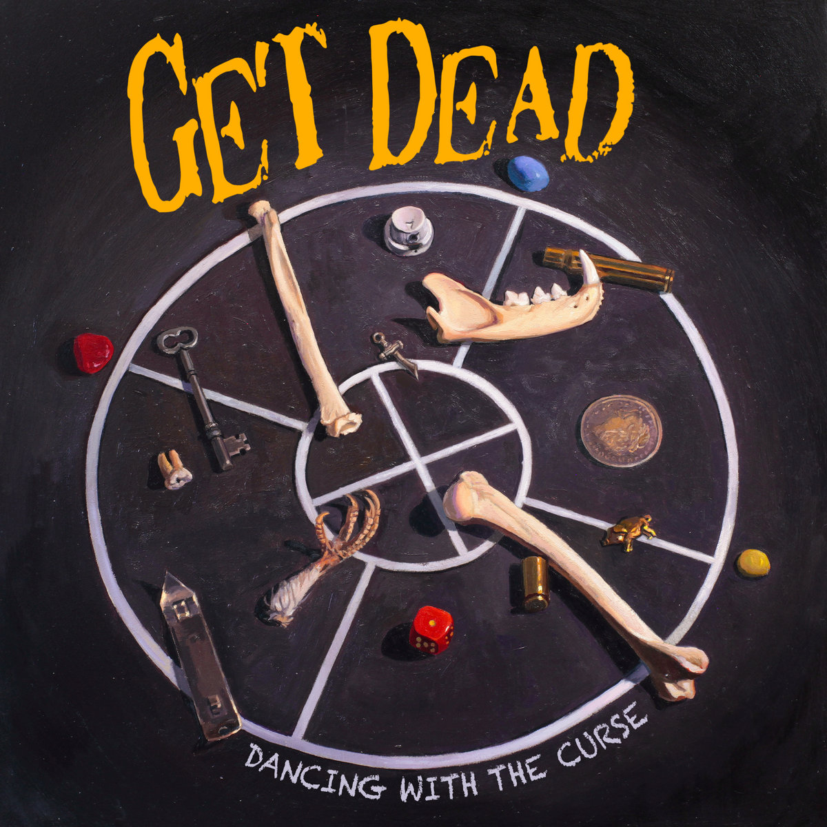 Upcoming Releases - Get Dead - Dancing With The Curse | Punk Rock Theory