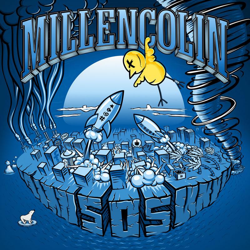 Millencolin SOS Punk Rock Theory