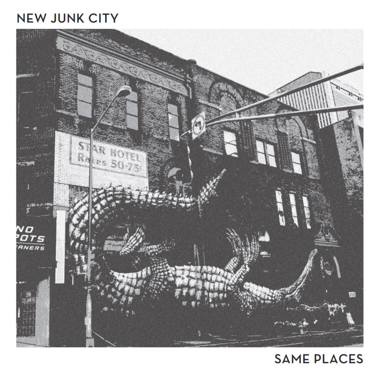 New Junk City Same Places Punk Rock Theory