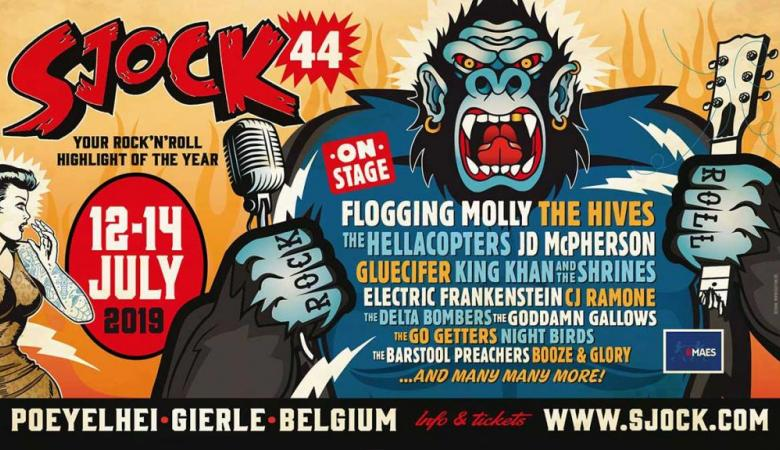 A preview to Sjock Festival - your rock 'n' roll highlight of the year