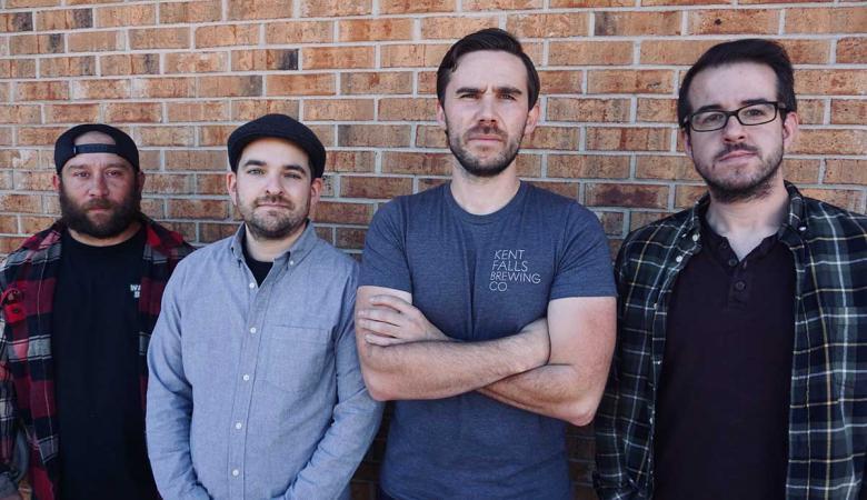 PREMIERE: American Thrills share debut single 'Regular Blokes'