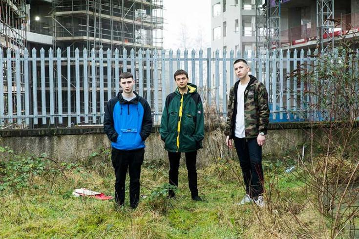 Aerial Salad get 'Stressed' in new video