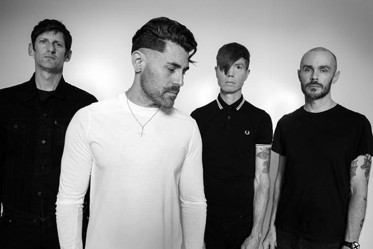 AFI surprise release 'Get Dark' and announce new EP