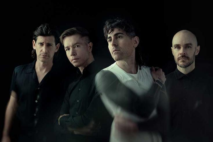 AFI shares two new songs 'Twisted Tongues' & 'Escape From Los Angeles'