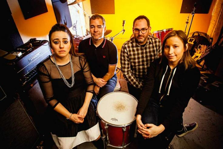 Airstream Futures share Little Rocket Records' Countdown Session