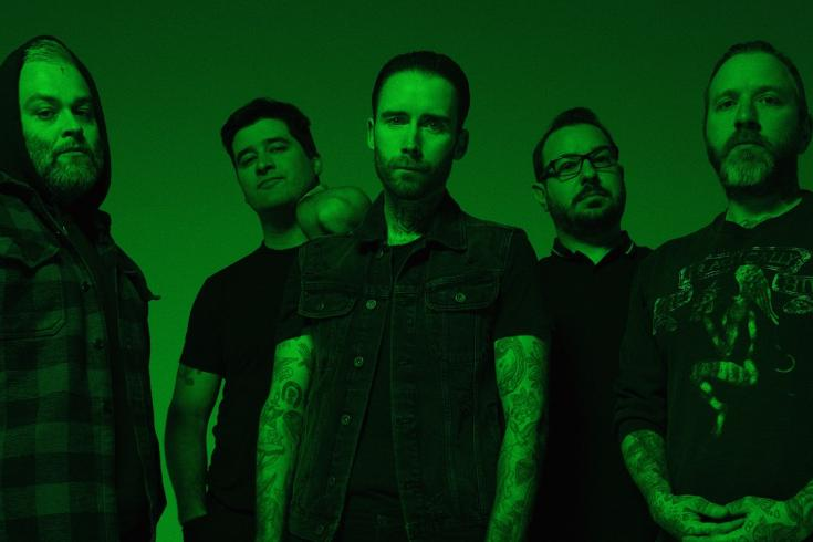 Alexisonfire share video for 'Familiar Drugs'