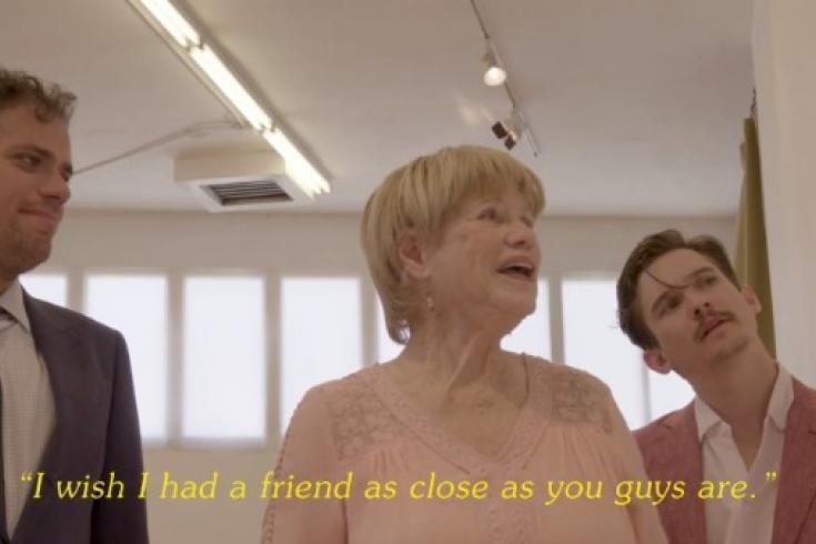 Antarctigo Vespucci share video for 'Freakin U Out'