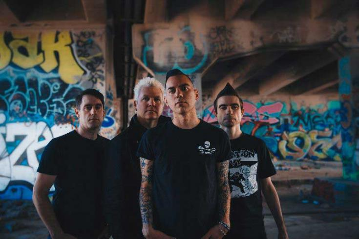 Anti-Flag announce new live album 'Live Volume 2'