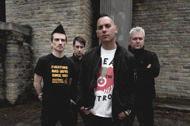 Anti-Flag share video for new single 'The Disease'