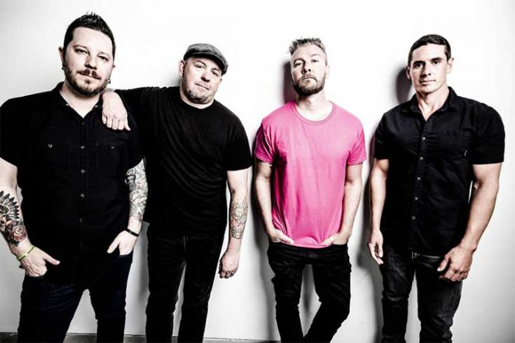 Stream Authority Zero's new EP 'The Back Nine'