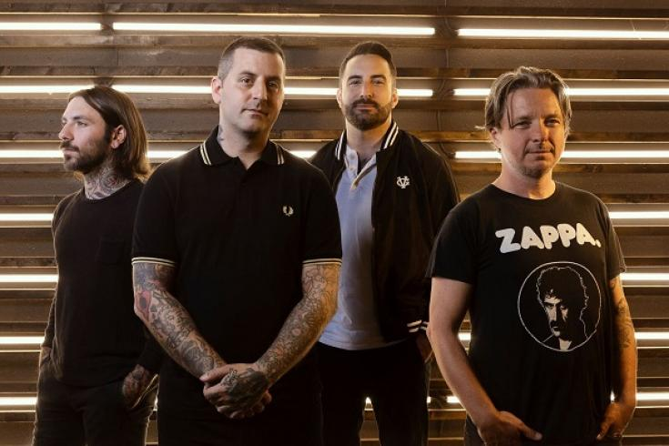 Bayside releases new single 'Prayers'