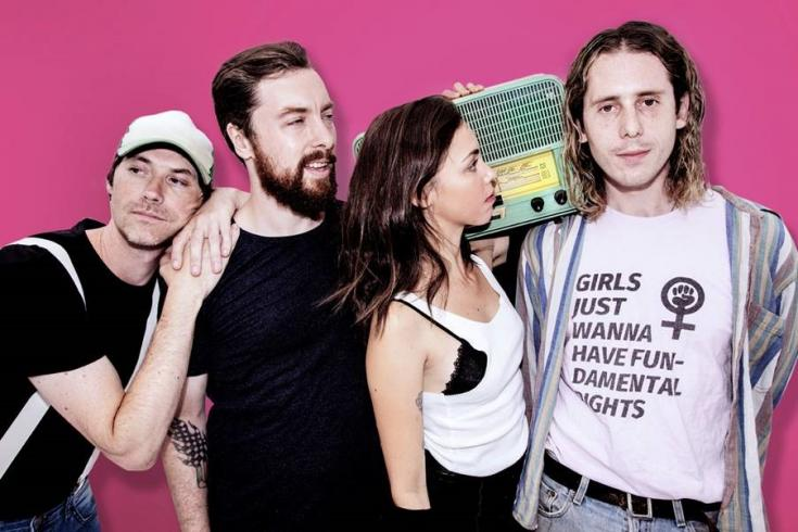 Beach Riot release video for Good To Know (That I'm Still On Your Mind)