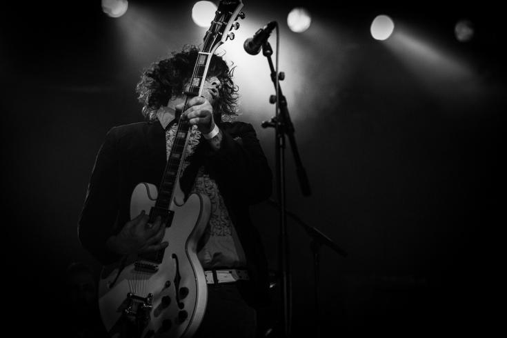 Beach Slang on tour with Goo Goo Dolls this Fall