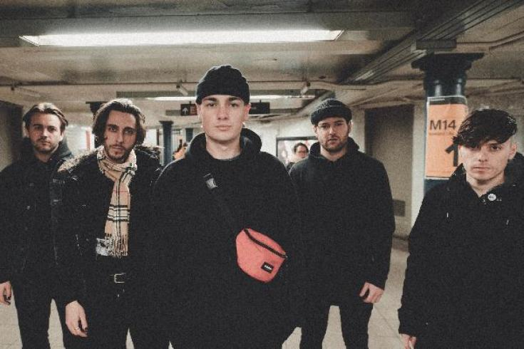 Boston Manor release new single 'Liquid' feat. John Floreani