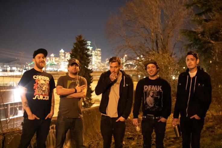 PREMIERE: Burn Burn Burn share new song '20th & Hendo'