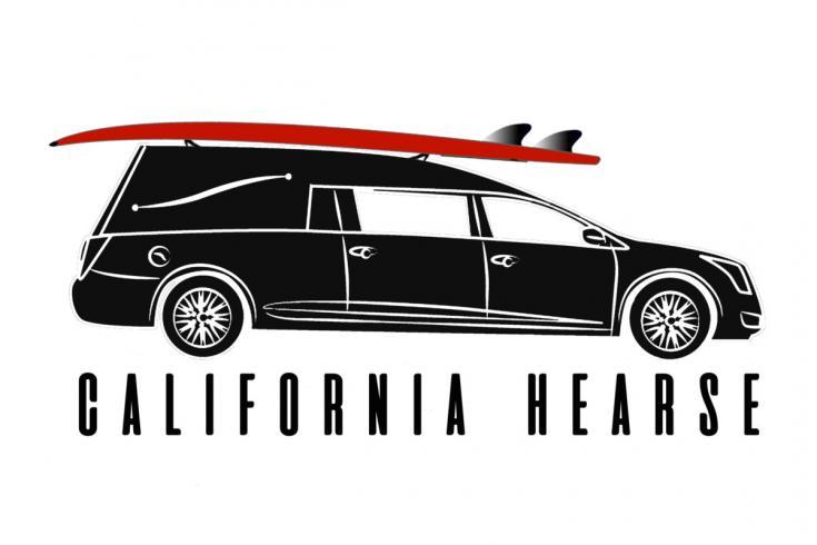 Members of Gentlemen Prefer Blood form California Hearse
