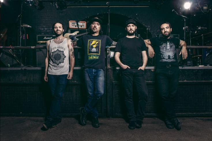 Cave In sign to Relapse Records ; New album coming in 2022