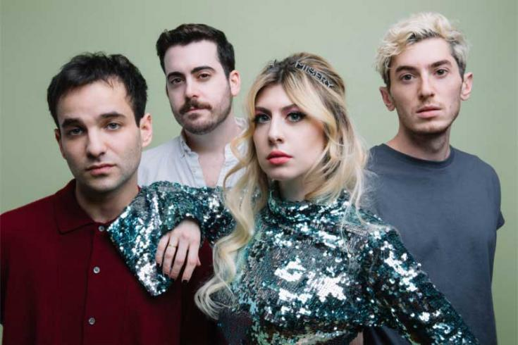 Charly Bliss release 'Young Enough' video