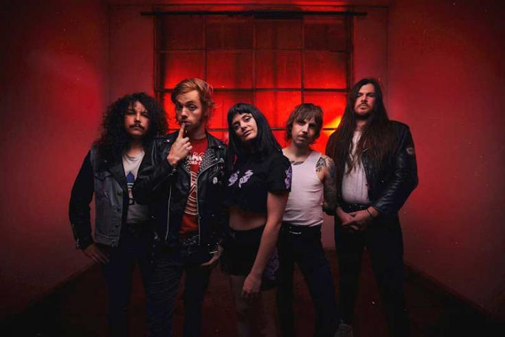 Clowns share video for new single 'Sarah'
