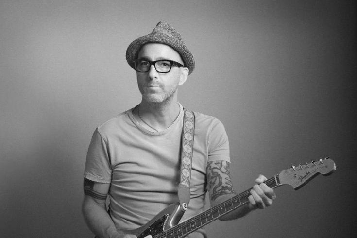 Dan Andriano & The Bygones reveal new single 'Sea Level'