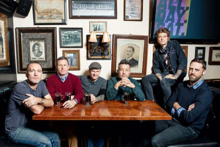 Dropkick Murphys share two new songs