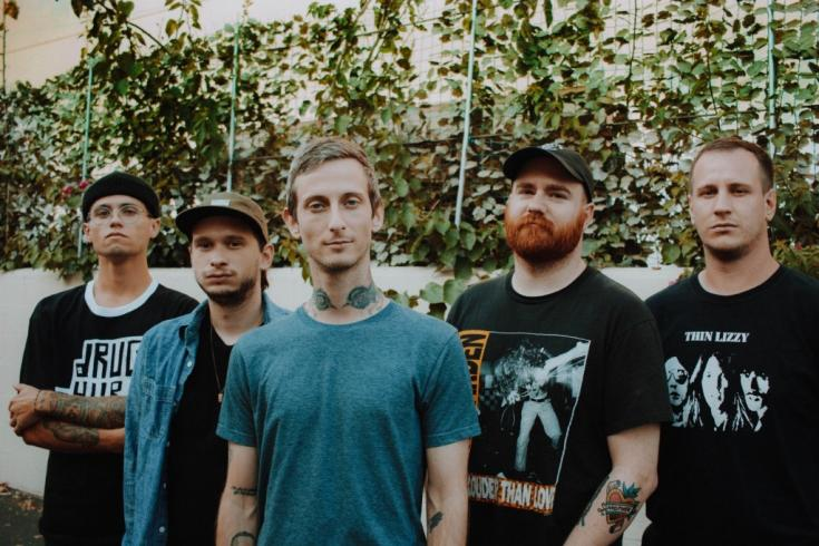 Drug Church drop video for 'Unlicensed Hall Monitor'