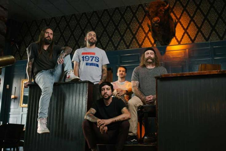 Every Time I Die share new single 'Planet Shit'