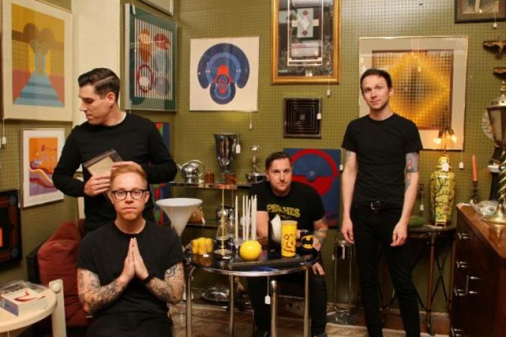 Extra Arms releases video for 'Up From Here'