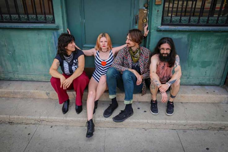 Foxx Bodies share new single and video for 'Runaway'
