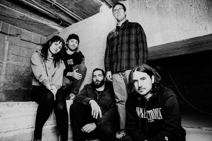 Gouge Away set sail on cover of 'Wave Of Mutilation'
