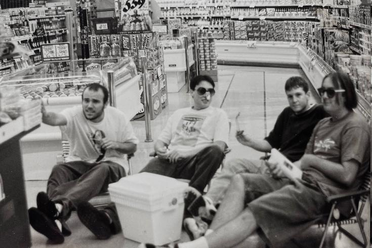ew Granada Records announces Hankshaw rarities comp and 'Nothing Personal' reissue