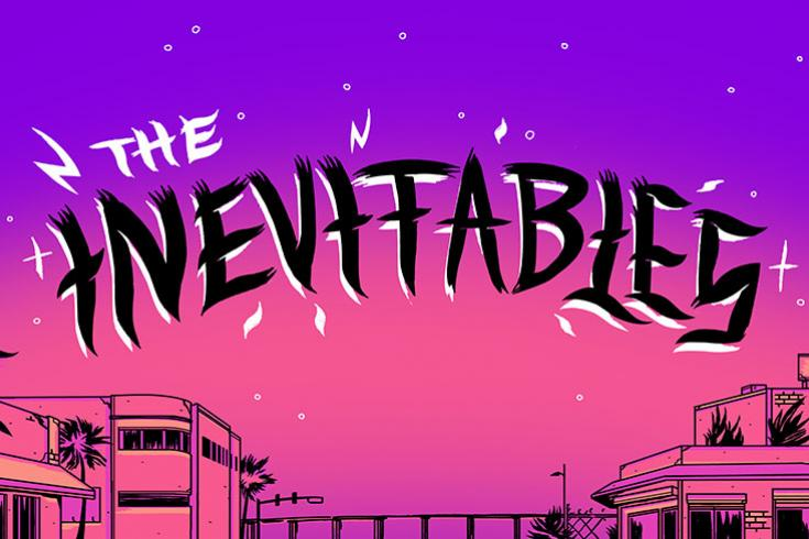 The Inevitables launch comic book/full album Kickstarter