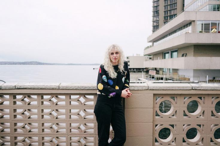 Julia Shapiro shares video for new single 'Shape'