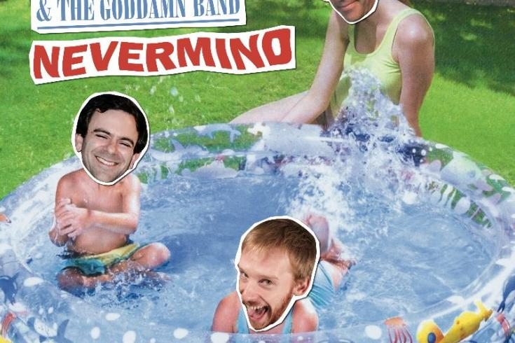 Kevin Devine announces full album cover of Nirvana's Nevermind