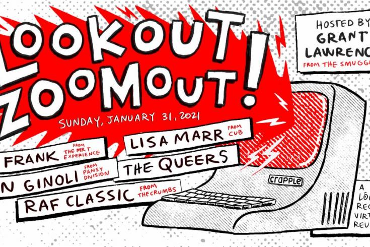 Lookout! Records announce online reunion shows