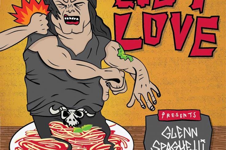 Lost Love releases new EP 'Glenn Spaghetti Legs'