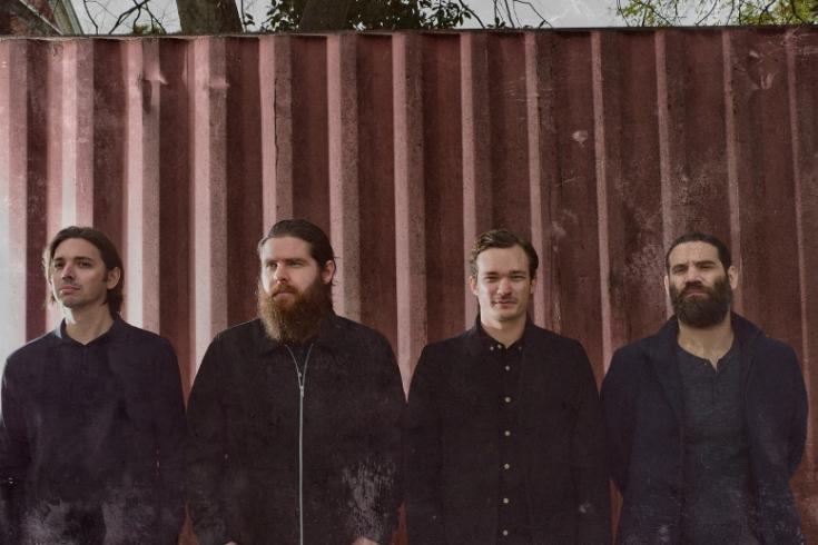 Manchester Orchestra release video for new single 'Keel Timing'