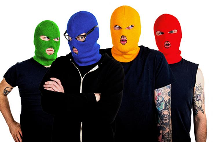 Masked Intruder release music video for 'All Of My Love'
