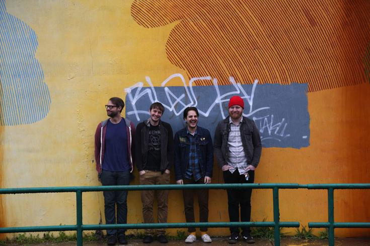 PREMIERE: New Junk City stream new song 'Come Tomorrow'