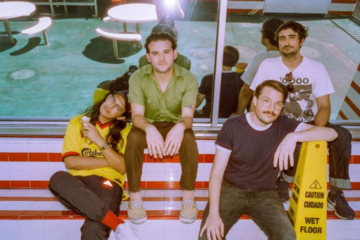 NO WIN share new song 'Shelley Duvall'