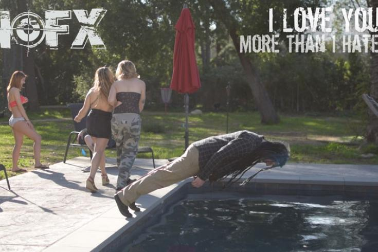 Nofx release new song 'I Love You More Than I Hate Me'