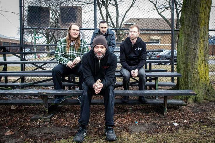 Off With Their Heads share title track off upcoming album 'Be Good'