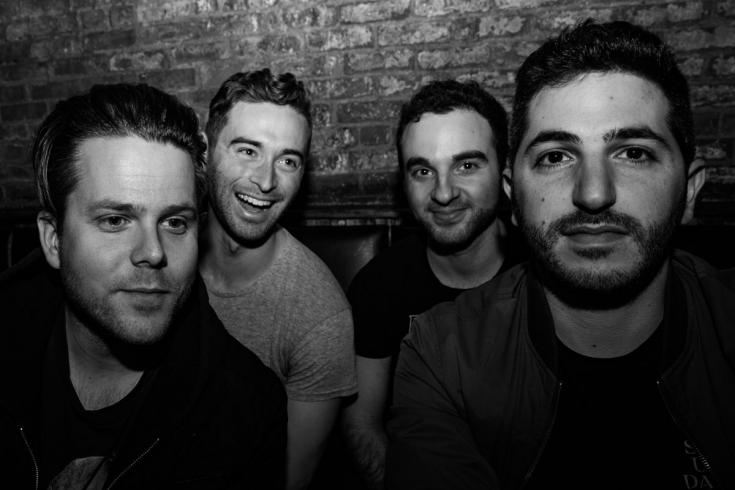PREMIERE: Original Sharks release single 'Mudhound' and announce new EP