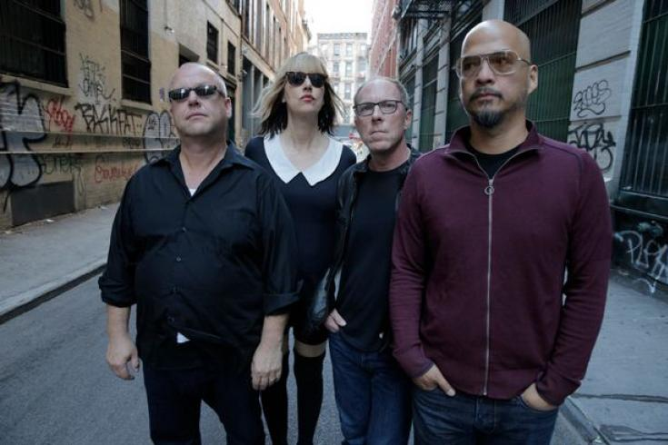 Pixies release new video for 'Catfish Kate'