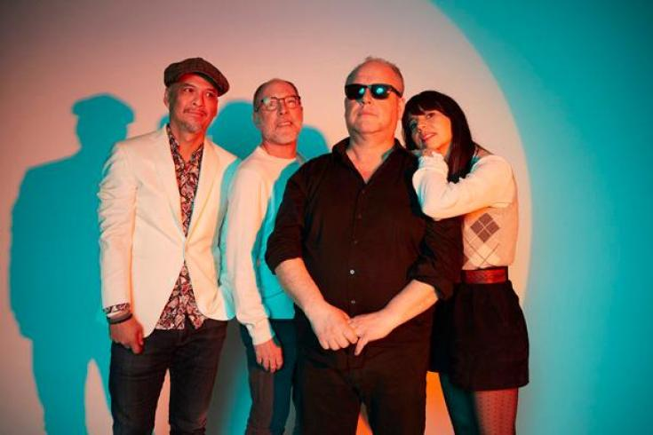 Pixies pay tribute to a friend in new video for 'Long Rider'