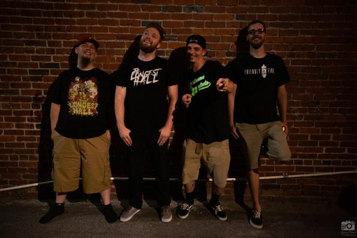 The ProblemAddictsfl release new single 'Hard Times in Petunia'