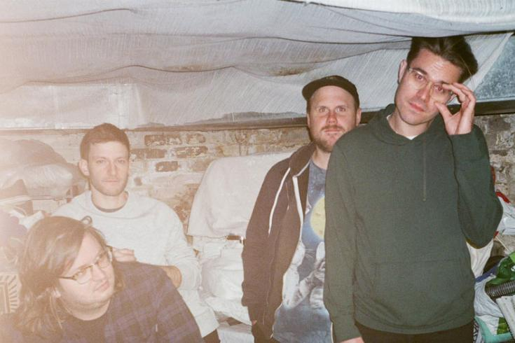 PUP share two new songs 'Sibling Rivalry' and 'Scorpion Hill'