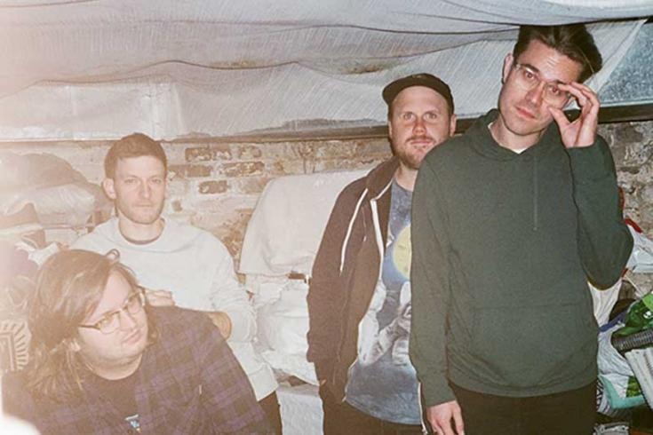 Pup share video for 'Sibling Rivalry'
