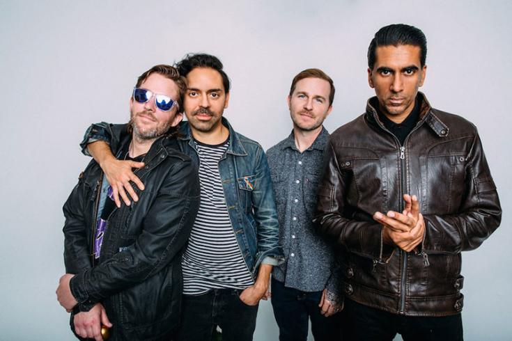 Saves The Day Debut 'Side by Side' video