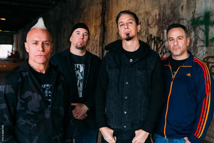 Sick Of It All release video for 'Bull's Anthem'